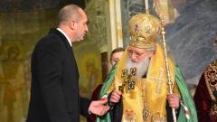 Патриархът призова президента Радев да се вслушва в гражданите