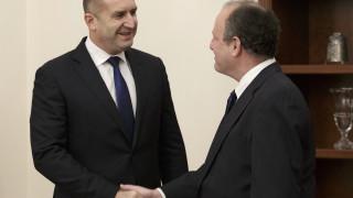 Президентът призова за засилване на технологичния обмен със САЩ