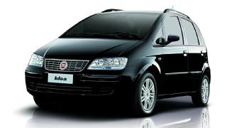 Fiat представи обновената Idea (галерия)