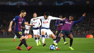 12 години по-късно: Барселона отстъпи притежанието на топката