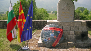 НИМ възстановява 3 военни паметника в Македония, включително разрушения на Каймакчалан