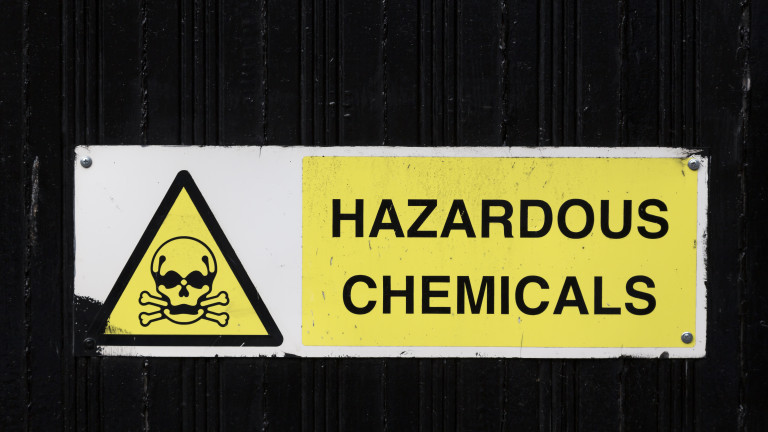 Опасните химикали и боклуци във Враца още си стоят