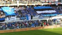 Естония продължава да мечтае за бараж
