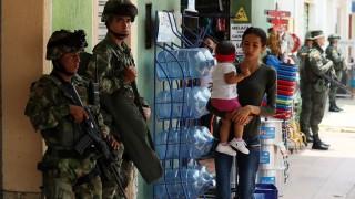 Над 200 хил. нелегални венецуелци се регистрират в Колумбия