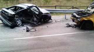 22-годишен загина след удар в такси в Дупница