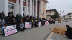 Тютюнопроизводители протестират заради неизкупена продукция