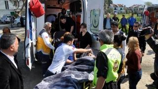 12 сирийски бежанци се удавиха край Кушадасъ