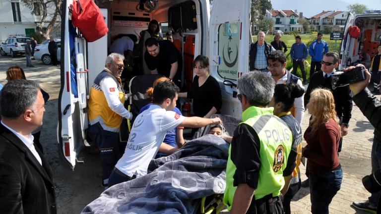 Снимка: Българска туристка загина при инцидент в Кушадасъ