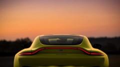 Новият Aston Martin Vantage и неговите 503 конски сили
