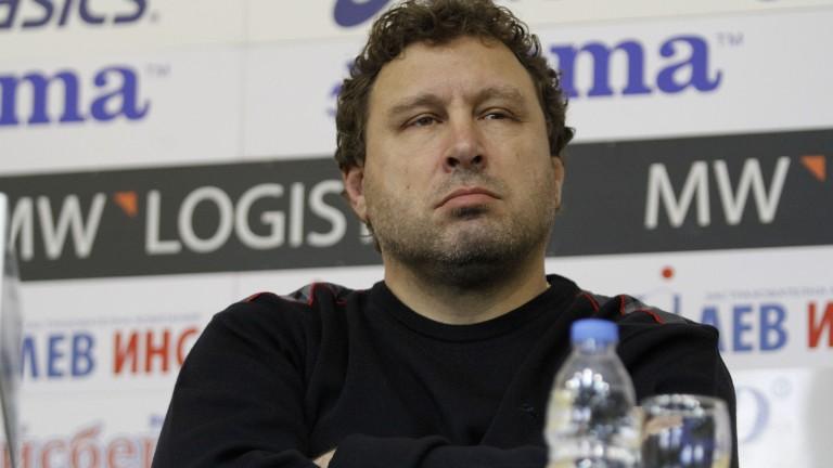 Вили Вуцов бил разочарован, че не го канят на работа в Левски