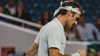 Роджър Федерер излезе начело в класацията за финалите на ATP  в Лондон