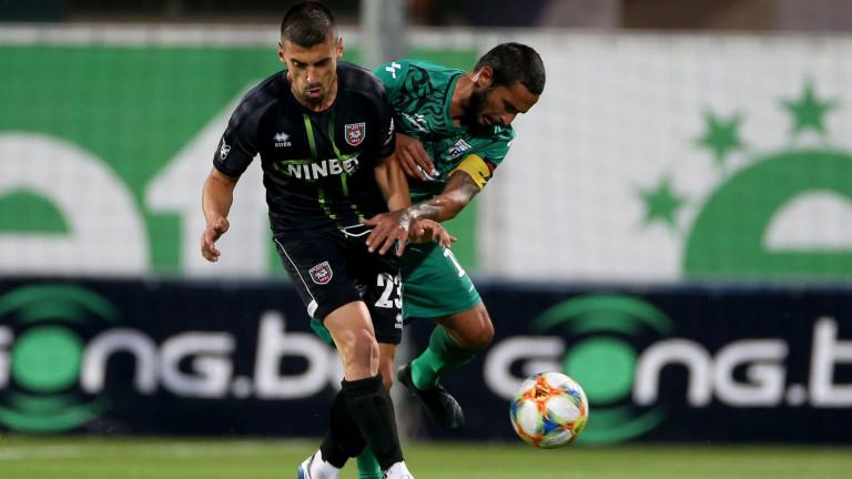Витоша - Ботев (Вр) 0:2, гол на Миланов