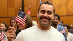Русев е вече и американски гражданин