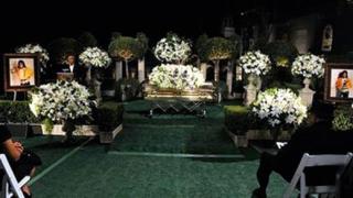 Най-после погребаха Майкъл Джексън