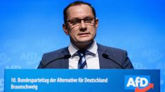"""Разузнаването постави """"Алтернатива за Германия"""" под наблюдение"""