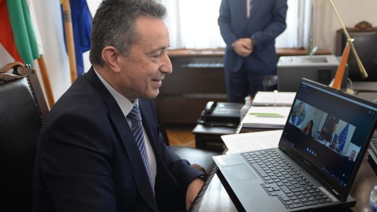 Янаки Стоилов оставя тест на следващия министър за съдебната реформа
