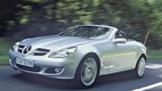 Mercedes SLK получи нов спортен пакет