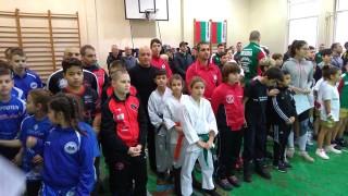 Награди и много емоции на детския турнир по кикбокс във Варна