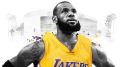 Краля избра Лос Анджелис Лейкърс!