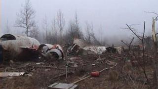 9 тела все още са под останките на самолета в Смоленск