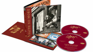 "Faith No More преиздават ""Album Of The Year"""
