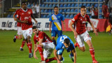 ЦСКА победи Верея с 2:0 като гост