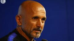 Интер уволнява Лучано Спалети, ако не спечели Купата на Италия