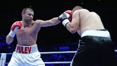 Тервел Пулев отново на ринга на 03.03
