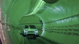Мъск може да изгради hyperloop система в Израел