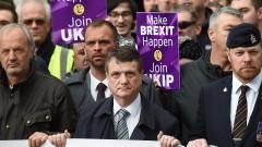 Искат санкции за лидера на UKIP, сравнил евролидерите с Хитлер