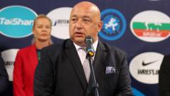 Министър Кралев участва в откриването на Световното първенство по борба за кадети