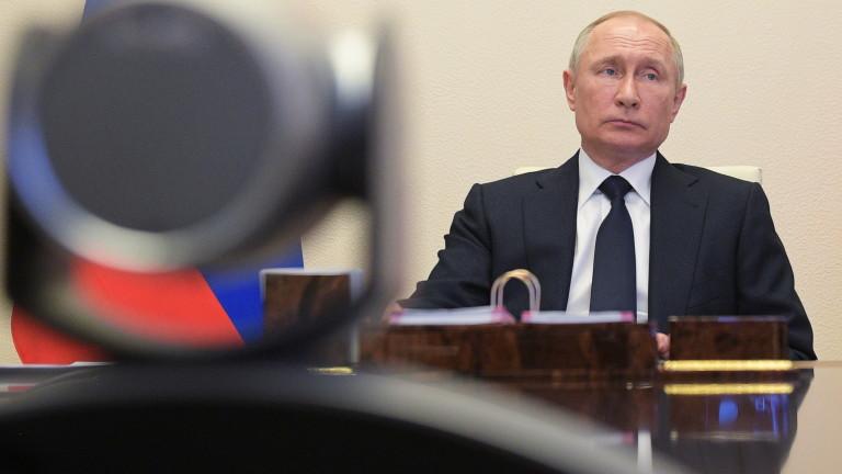Путин уверява, че Русия е напълно защитена от чужди нашествия