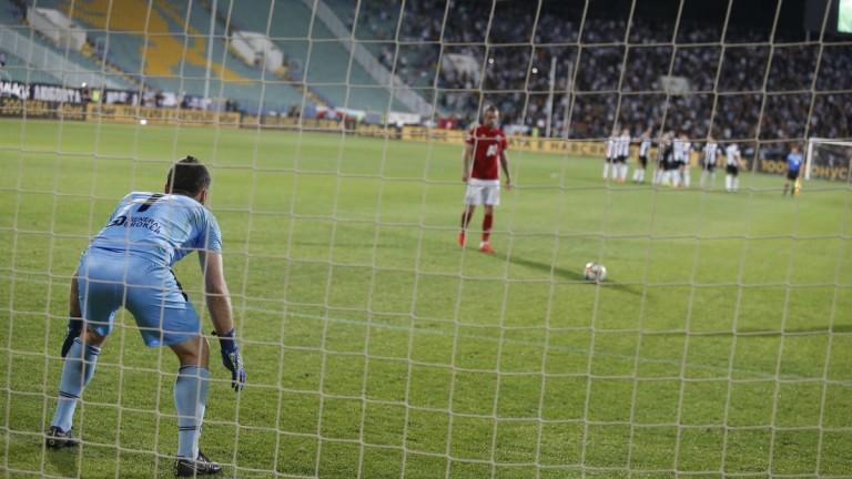 Илко Пиргов бе големият герой за Локомотив (Пловдив) при успеха