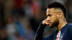 ПСЖ вкара четири гола на втория в Лига 1