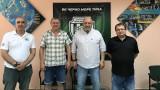 Красен Кралев: Възхищавам се на хъса на треньорите и желанието на състезателите да работят