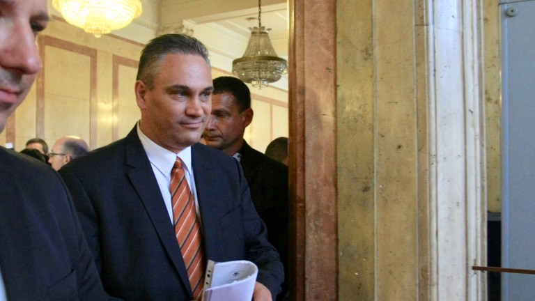 Пламен Георгиев подаде оставка като спецпрокурор