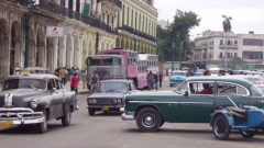 В Куба употребявана Toyota Corolla струва 40 000 долара