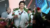 Новата звезда в борбата Едмонд Назарян: Обичам спорта и ученето