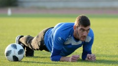 Георги Китанов с първа тренировка в Черно море