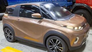Първият руски електромобил е готов за масово производство