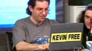 Хакнаха сайта на Кевин Митник