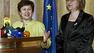 Кристалина Георгиева с блог на български