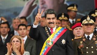 Венецуела задържа висши военни за покушението срещу Мaдуро