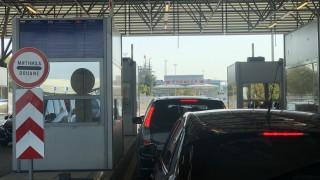 """Край на транзитния трафик за ГКПП """"Капитан Андрево"""" през Димитровград"""