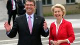 САЩ потвърди за разполагането на тежко въоръжение в Източна Европа