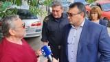 Младен Маринов се извини на родителите на пострадалите деца в Силистра