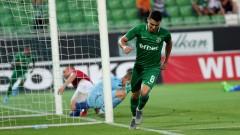 Официално: Лудогорец прати свой футболист в израелски гранд