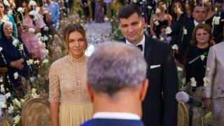 Една от най-добрите тенисистки вече е омъжена жена