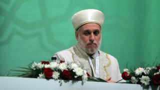Мустафа Хаджи призова да не се очерня религията и продължи на турски в НДК