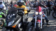 Столичните полицаи затягат дисциплината на мотористите
